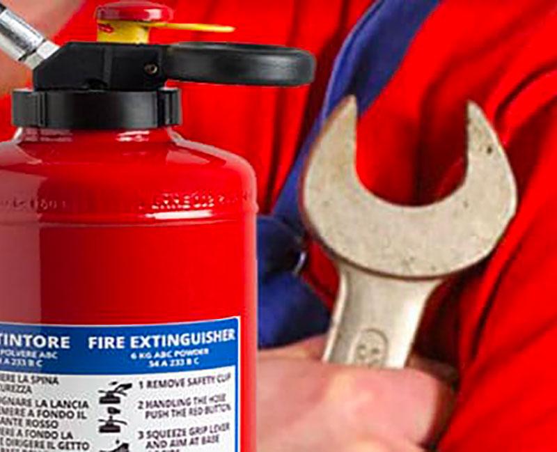 Antincendio Manutenzione